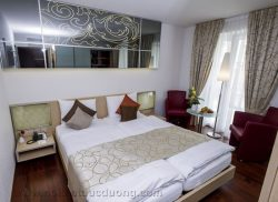 Design Phòng Double nhỏ hẹp
