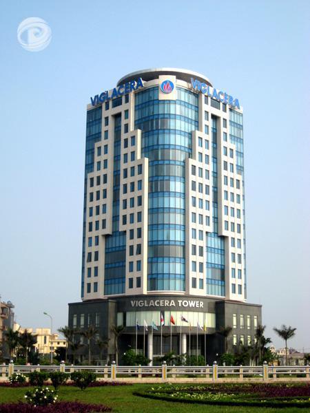 Dự án Thi Công nội thất Văn phòng Viglacera tại Hà Nội