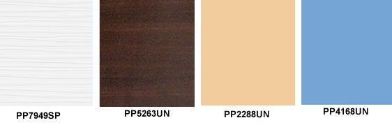 Một số mẫu bề mặt sơn tham khảo tại nội thất Đức Dương