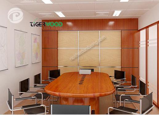 Bộ bàn ghế phòng họp 01