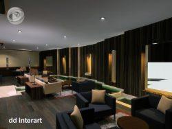 Tư vấn thiết kế và thi công lắp đặt nội thất khách sạn
