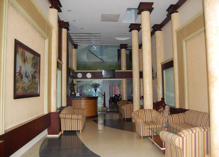 Tư vấn thiết kế, thi công lắp đặt nội thất khách sạn Đền Lừ