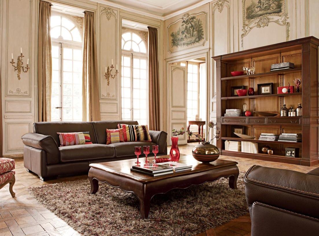 Những phong cách phòng khách nổi bật