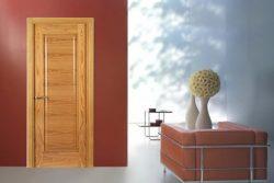 Cửa gỗ Veneer Sồi 19