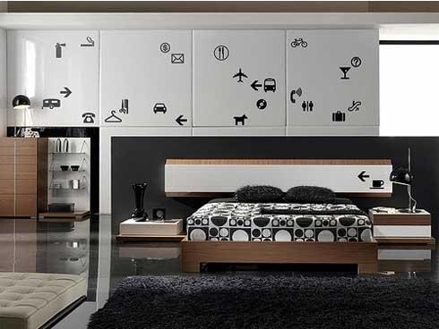 Phong thủy cho nội thất phòng ngủ
