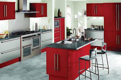 Tủ bếp có bàn đảo 06