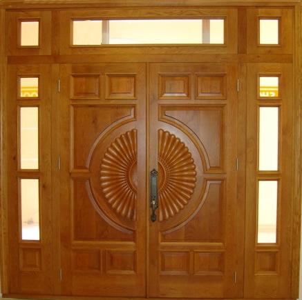cửa gỗ lim cao cấp