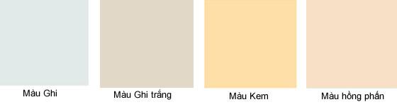 màu sơn cửa gỗ công nghiệp 41