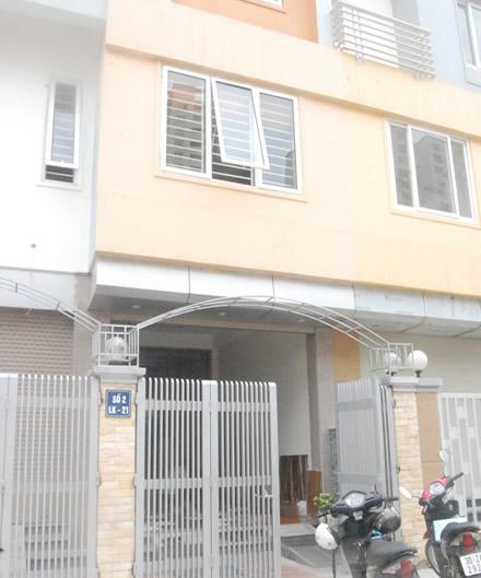 Dự án nội thất nhà chú Hùng ở Hà Đông – Hà Nội