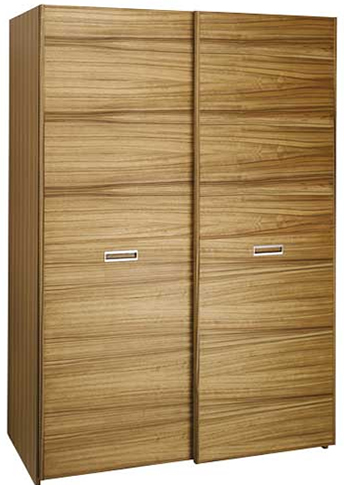 Tủ quần áo mini gỗ Veneer – 010