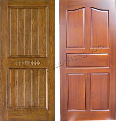 Cửa gỗ Tếch (Teak)