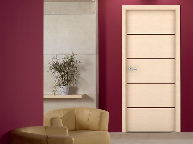 Cửa gỗ công nghiệp cho căn hộ thân thiện với môi trường