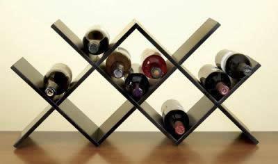 Kệ để rượu điệu đà, phong cách 12