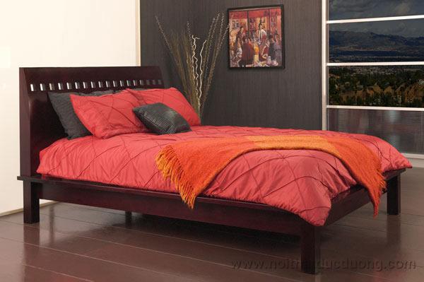 Giường ngủ gỗ Lim 10