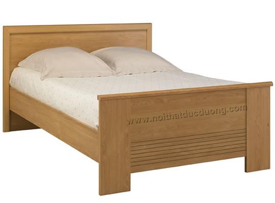 Giường ngủ gỗ Dổi tự nhiên 14