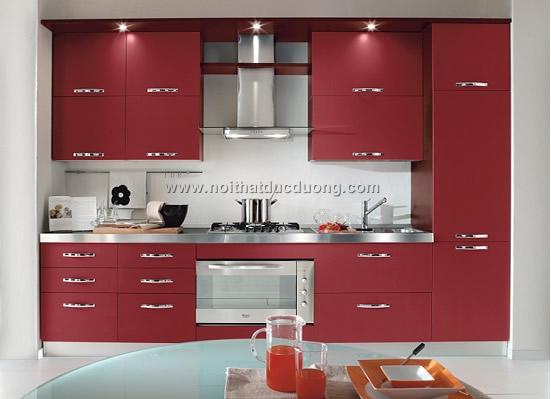 Tủ bếp highgloss Design 20