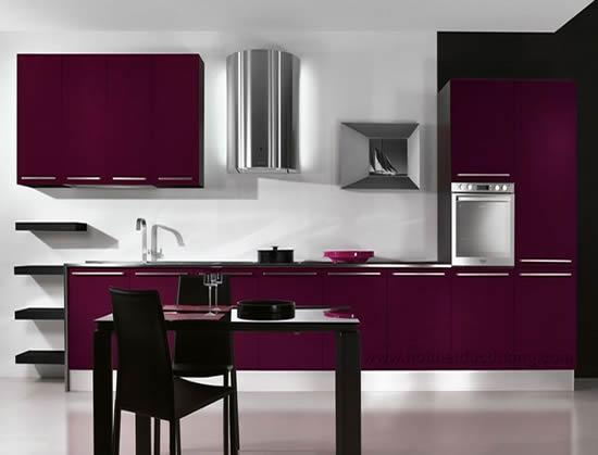 Tủ bếp Laminate Design 21