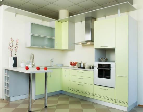 Tủ bếp Laminate Design 16
