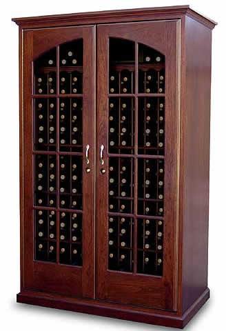 Tủ rượu màu cánh gián 02