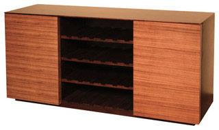 Tủ rượu gỗ melamine 09