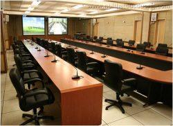 Bộ bàn ghế phòng họp hội trường 13