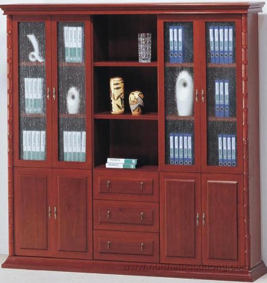 Tủ tài liệu gỗ xoan đào