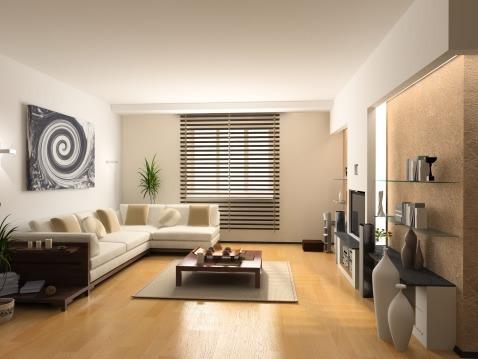 Phòng khách chung cư – M09