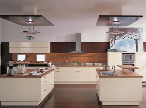 5 xu hướng lựa chọn tủ bếp 2013
