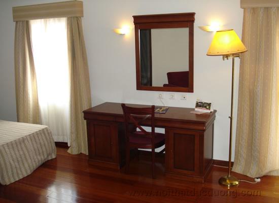 Noi that khach san - Standard Room 16