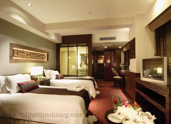 Design Phòng Suite phong cách phương Đông