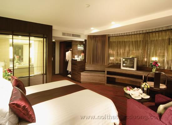 Noi that khach san - Suite room 4