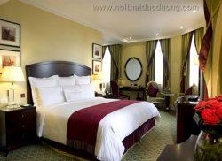Phòng ngủ khách sạn 5 sao