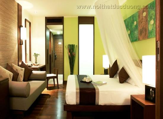 Design phòng ngủ sang trọng