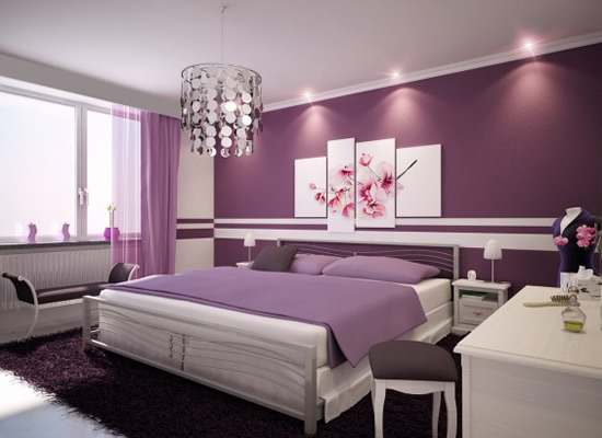 Phòng ngủ ấn tượng với những kiểu đầu giường lạ mắt