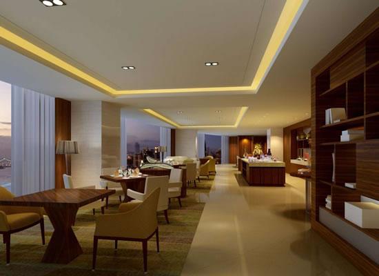 Design nội thất nhà hàng với gỗ veneer