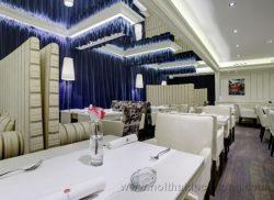 Ấn tượng với nội thất nhà hàng khách sạn 5 sao