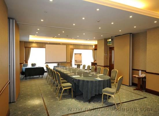 Phòng họp thiết kế nhỏ gọn