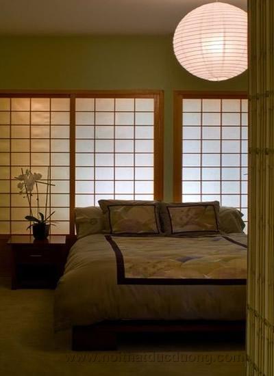 Ấn tượng với thiết kế nội thất phong cách Nhật Bản