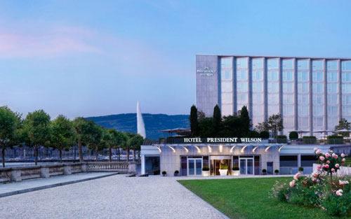 Chiêm ngưỡng nội thất khách sạn đắt nhất thế giới