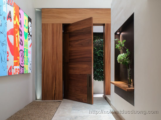 5 lý do nên lựa chọn cửa gỗ công nghiệp