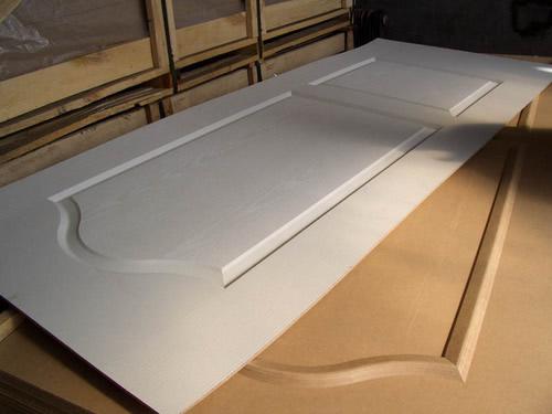 Cửa gỗ tự nhiên ghép thanh phủ veneer