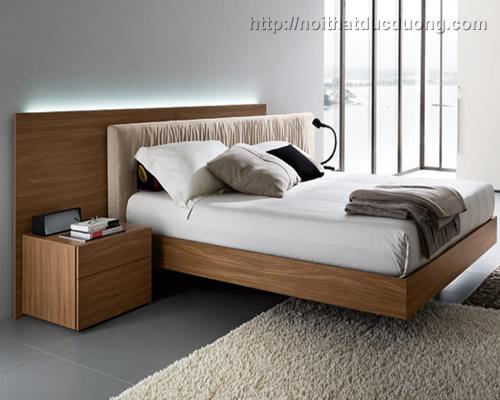Giường ngủ gỗ veneer sồi 21