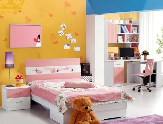 Phong thủy cho phòng ngủ của trẻ nhỏ