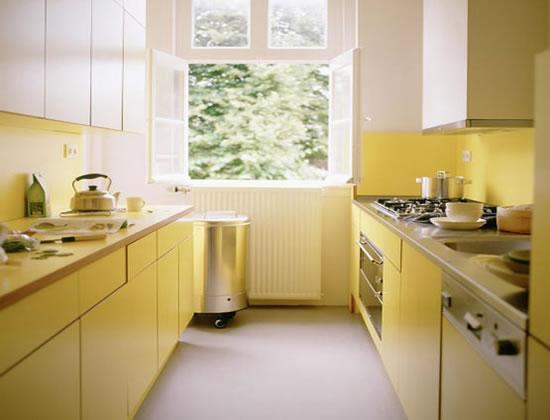 Chọn tủ bếp hình gì cho căn bếp nhà bạn?