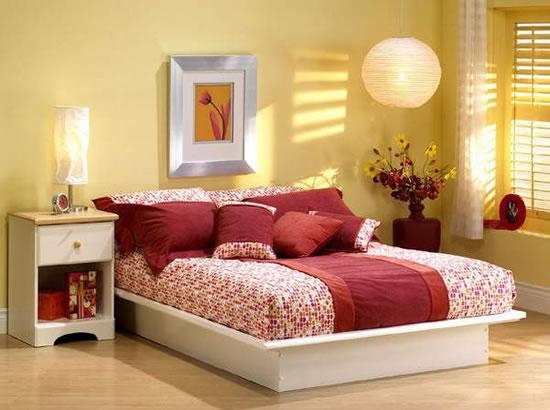 Tư vấn chọn đồ nội thất cho phòng ngủ nhỏ hẹp