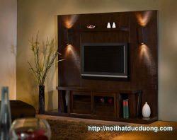 Ý tưởng độc đáo về cách bài trí kệ tivi trong phòng khách