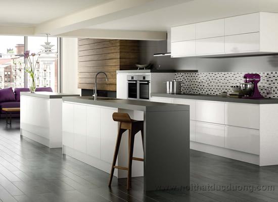 Tủ bếp modul hình hộp khép kín 25