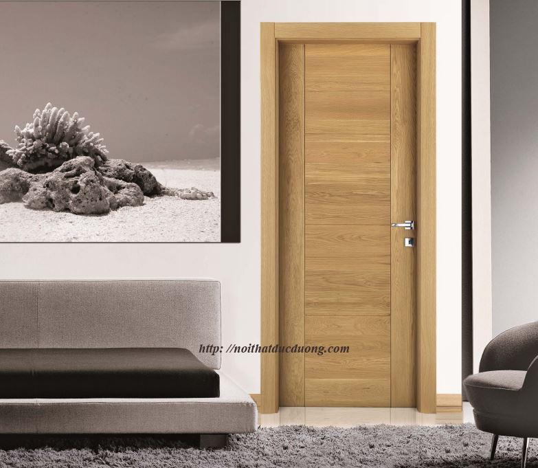 Cửa gỗ veneer – M55
