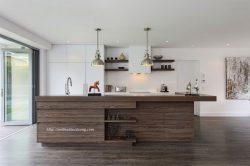 Tủ bếp hiện đại – M53