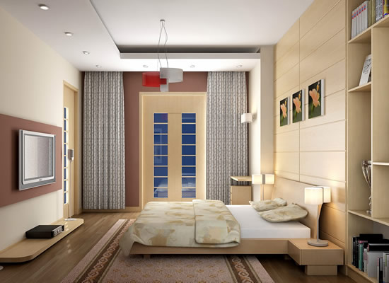 Điểm nhân trong thiết kế căn hộ chung cư bình dân